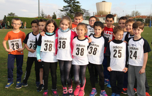 Résultats du cross de Saintes