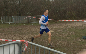 Kid de Saintes et cross du G2A